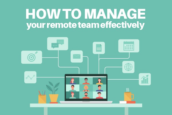 remote team management software